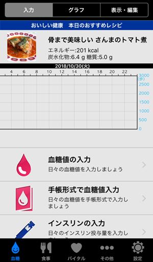 e-SMBGのトップページ